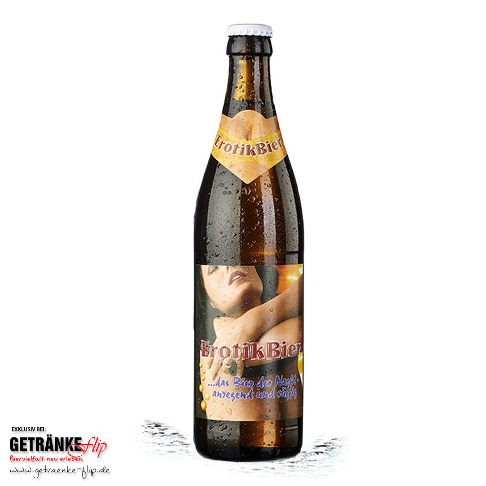 Lang Braeu Erotik Bier | Produktbild | #GetraenkeFlip