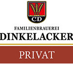 Logo Dinkelacker-Privat