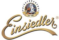 Das Logo der Einsiedler Brauerei