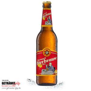Sternquell-Brauerei Bierbrause Zitro (Produktbild #GetraenkeFlip)