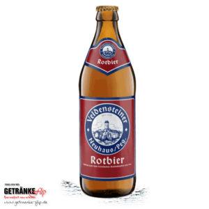 Veldensteiner Rotbier | Produktbild | #GetraenkeFlip