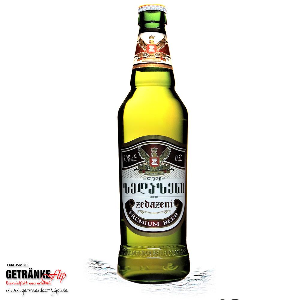 Zedazeni Premium Beer | Produktbild | #GetraenkeFlip