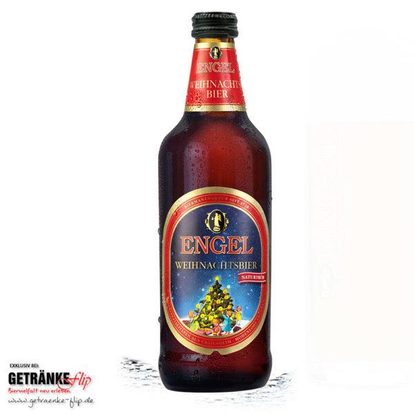 Engel Weihnachtsbier | Produktbild | #GetraenkeFlip