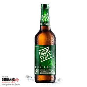 Fichtelstoff Craft Beer | Produktbild | #GetraenkeFlip